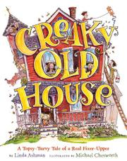 Cover art for CREAKY OLD HOUSE