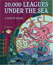 Book Cover for 20,000 LEAGUES UNDER THE SEA