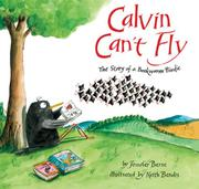 Book Cover for CALVIN CAN'T FLY