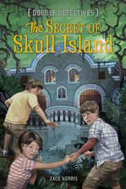 Cover art for THE SECRET OF SKULL ISLAND