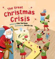 Cover art for THE GREAT CHRISTMAS CRISIS