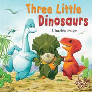 Book Cover for THREE LITTLE DINOSAURS