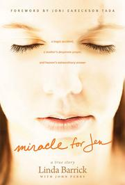 Cover art for MIRACLE FOR JEN