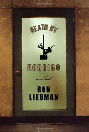 Cover art for DEATH BY RODRIGO