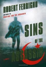 Cover art for SINS OF THE ASSASSIN
