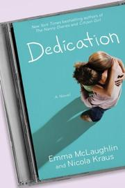 Cover art for DEDICATION