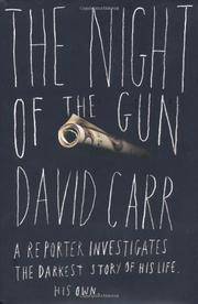 Cover art for THE NIGHT OF THE GUN