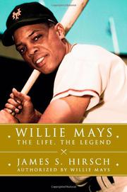 Cover art for WILLIE MAYS