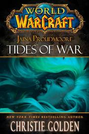 Cover art for JAINA PROUDMOORE: TIDES OF WAR