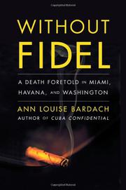 Cover art for WITHOUT FIDEL