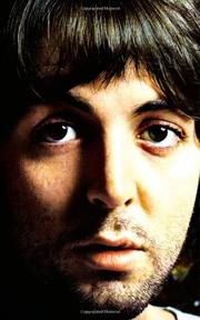 Book Cover for PAUL MCCARTNEY
