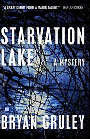 Book Cover for STARVATION LAKE