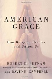 Cover art for AMERICAN GRACE