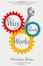 Book Cover for THE WAY THE WORLD WORKS