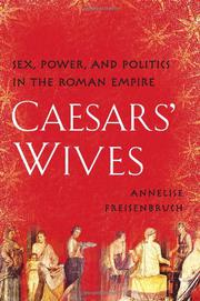 Book Cover for CAESARS' WIVES