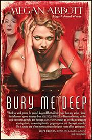 Cover art for BURY ME DEEP