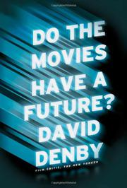 Book Cover for DO THE MOVIES HAVE A FUTURE?