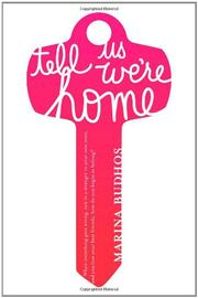 Book Cover for TELL US WE'RE HOME