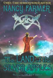 Cover art for THE LAND OF THE SILVER APPLES
