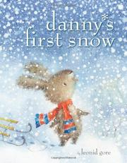 Cover art for DANNY'S FIRST SNOW