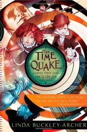 Cover art for THE TIME QUAKE