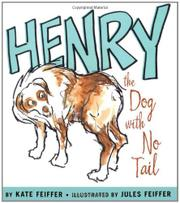 Cover art for HENRY THE DOG WITH NO TAIL
