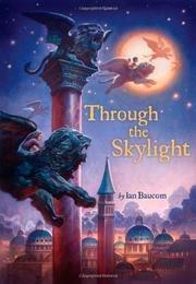 Cover art for THROUGH THE SKYLIGHT