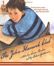Book Cover for THE JOHN HANCOCK CLUB