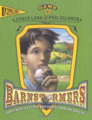 Cover art for BARNSTORMERS