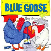 Book Cover for BLUE GOOSE
