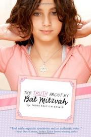 Book Cover for THE TRUTH ABOUT MY BAT MITZVAH