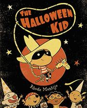 Book Cover for THE HALLOWEEN KID
