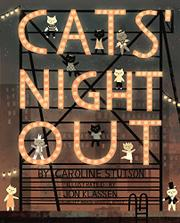 Book Cover for CATS' NIGHT OUT