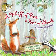 Book Cover for A WHIFF OF PINE, A HINT OF SKUNK