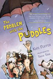 Cover art for THE PROBLEM WITH THE PUDDLES