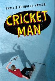 Cover art for CRICKET MAN