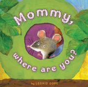 Cover art for MOMMY, WHERE ARE YOU?