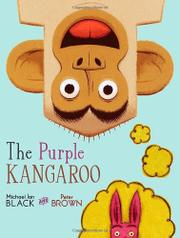 Cover art for THE PURPLE KANGAROO