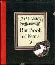 Cover art for LITTLE MOUSE'S BIG BOOK OF FEARS