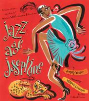 Book Cover for JAZZ AGE JOSEPHINE