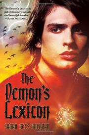 Book Cover for THE DEMON'S LEXICON