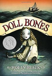 Book Cover for DOLL BONES