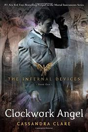 Cover art for CLOCKWORK ANGEL