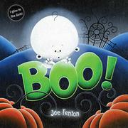 Book Cover for BOO!