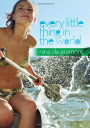 Cover art for EVERY LITTLE THING IN THE WORLD