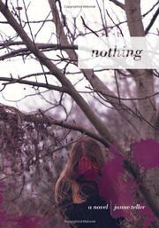 Cover art for NOTHING