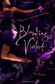 Book Cover for BLEEDING VIOLET