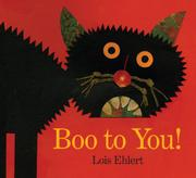 Cover art for BOO TO YOU!