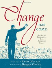 Cover art for CHANGE HAS COME