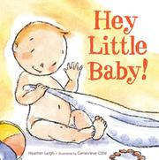 Book Cover for HEY LITTLE BABY!